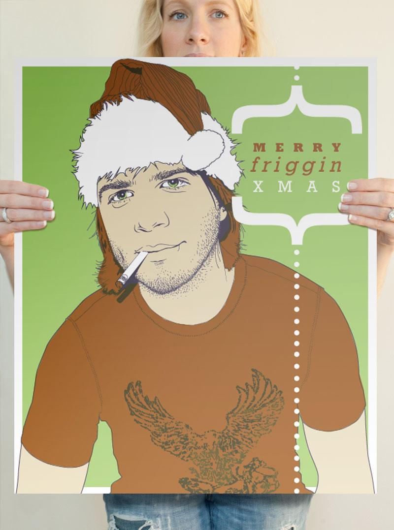 Chris'mas Poster